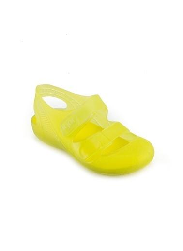 İgor Unısex Çocuk Plaj Sandalet Sarı
